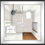1. NP – malá koupelna